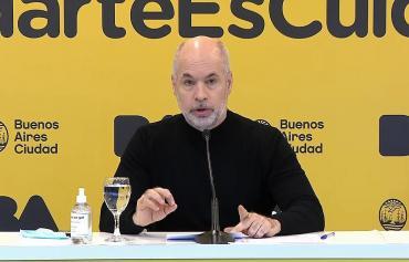 Rodríguez Larreta anunció cómo avanzará la Ciudad de Bs.As. en combinación de vacunas:
