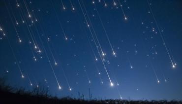 Cuándo y cómo se podrá ver la impactante  lluvia de estrellas este mes