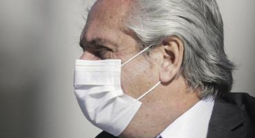 Alberto Fernández dio negativo en su PCR por coronavirus: retoma las actividades presenciales