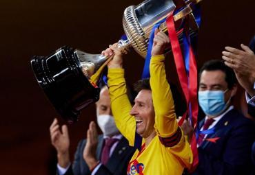 Uno a uno, los títulos de Messi con el Barcelona que lo hicieron llegar a la cima del mundo
