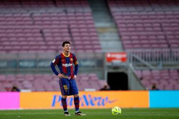 De la servilleta al adiós definitivo: así fue la era de Messi en el Barcelona