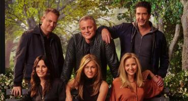 Fuertes rumores de romance entre dos protagonistas de Friends