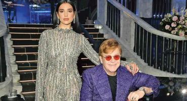 Elton John y Dua Lipa lanzan juntos el tema