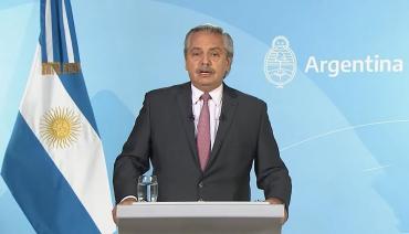 Alberto Fernández se presentó en la Justicia y propuso donar la mitad de su sueldo durante 4 meses