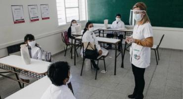 Desde el martes vuelven las clases presenciales plenas en escuelas primarias de la Ciudad de Buenos Aires