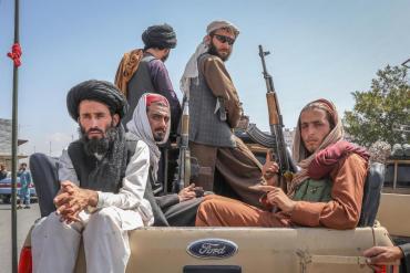 Afganistán en manos talibanas. El mundo en peligro
