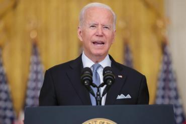 """Biden aseguró: """"Si Afganistán no es capaz de resistir a los talibanes, las tropas de EEUU no pueden hacer la diferencia"""""""