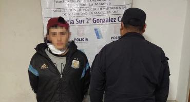 Un menor enfrentó a tiros a la policía en medio de un violento robo en La Matanza