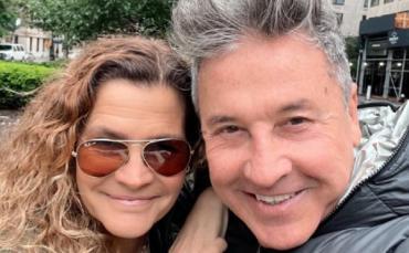 Ricardo Montaner celebró sus 32 años de casado con un tierno mensaje en redes