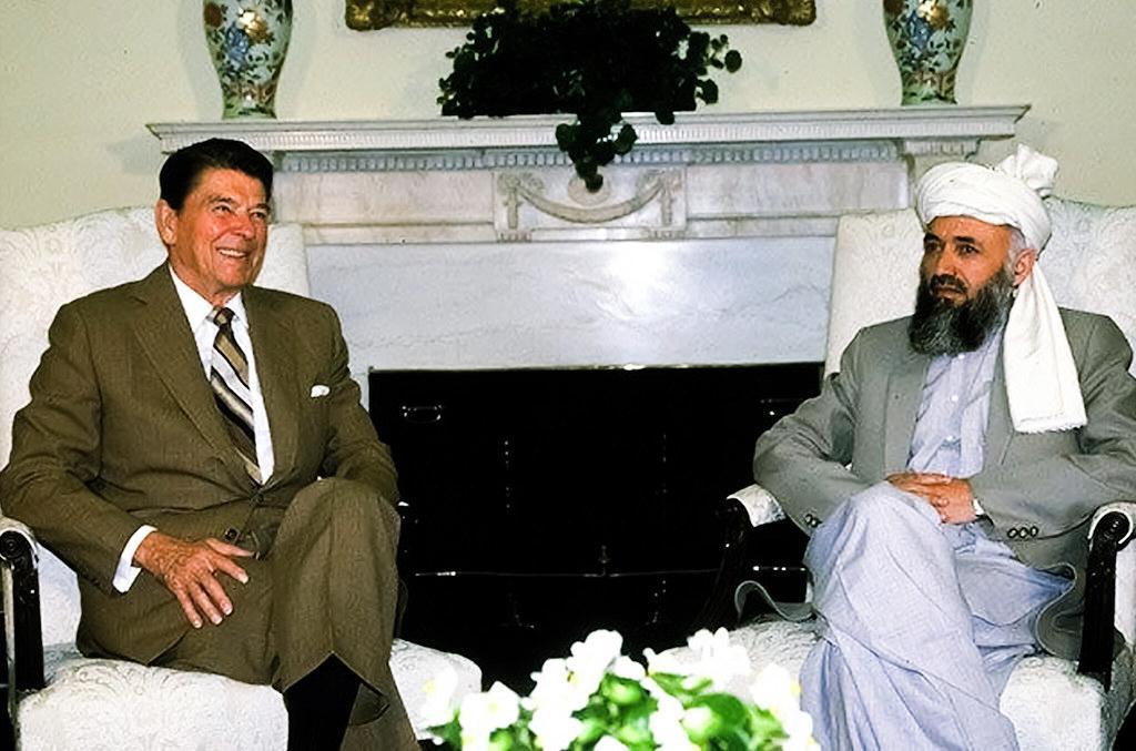 Estados Unidos, talibanes, Afganistán
