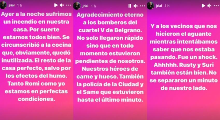 Historias de Jorge Rial, NA