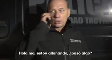 """Berni parodió el spot de Randazzo y apuntó contra Vidal: """"'La Leona' se convirtió en gatito y salió corriendo para Capital"""""""