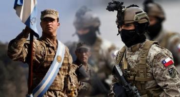 Argentina frente a una nueva hipótesis de conflicto, con la mitad del gasto militar de Chile