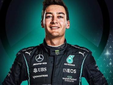 Fórmula 1: George Russell será piloto de Mercedes en 2022