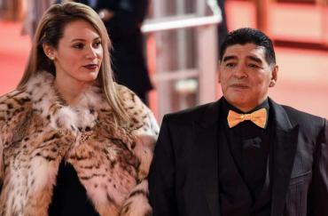 Causa Maradona: citan otra vez como testigo a Rocío Oliva y a la hermana de Morla, contadora del