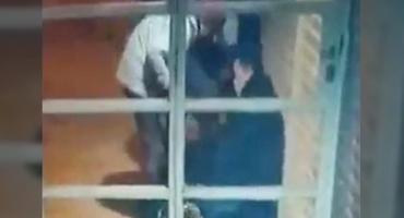 VIDEO de inseguridad sin freno y brutal ataque en Longchamps: le roban el bolso y le disparan a matar
