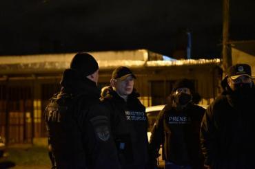 En medio de la polémica con Sabina Frederic, Berni encabezó un operativo anti narco en Rosario