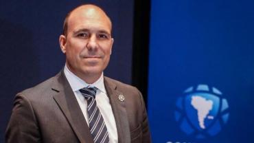 Gonzalo Belloso renunció a sus cargos en la Conmebol