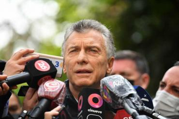 Mauricio Macri no se presentará este miércoles a la indagatoria por presunto espionaje ilegal a las víctimas del ARA San Juan