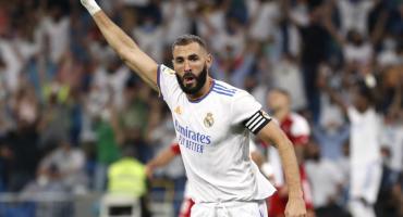 En la vuelta al Bernabéu, el Real Madrid goleó al Celta de Coudet con un triplete de Benzema