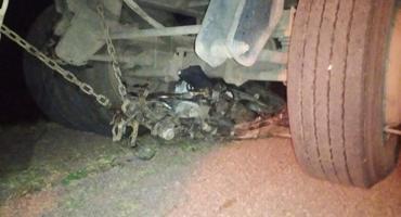 Tragedia en Santiago del Estero: murieron tres jóvenes tras violento choque contra camión