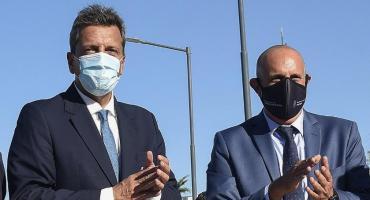 Tras la ola de renuncias en el Gabinete, Sergio Massa reúne a sus funcionarios
