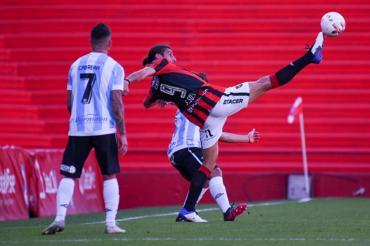 Argentinos Juniors, Patronato y un empate que no le sirvió a ninguno