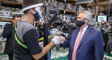 Empresarios de distintos sectores sumaron su apoyo a Alberto Fernández mediante comunicados