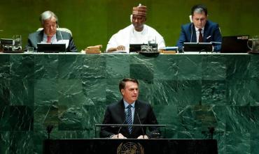 Bolsonaro podrá participar en la Asamblea General de ONU pese a no estar vacunado