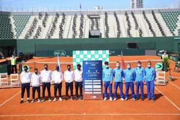 Diego Schwartzman abrirá la serie de Copa Davis entre Argentina y Bielorrusia