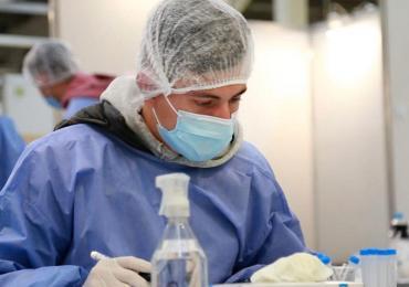 Coronavirus en la Argentina con las cifras más bajas del año: 622 casos y 61 muertos en 24 horas