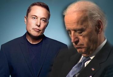 Elon Musk, durísimo contra Joe Biden por ignorar la misión de SpaceX:
