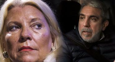Aníbal Fernández, duro y a fondo contra Elisa Carrió: