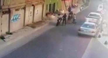 Un menor atropelló a una nena a contramano y alta velocidad: le dieron una