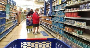 El precio de los alimentos duplicó aumento de salarios y jubilaciones en los últimos dos años