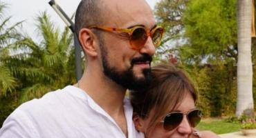 Abel Pintos y Mora Calabrese tendrán la fiesta de casamiento este sábado: los detalles