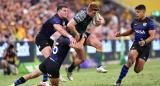 Los Pumas enfrentan a Australia en busca de su primer triunfo en el Rugby Championship