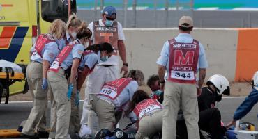 Tragedia en el motociclismo: murió el piloto español Dean Berta Viñales tras accidente en el circuito de Jerez