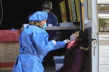 Coronavirus en la Argentina: 562 nuevos casos y 14 muertos en 24 horas, hay casi 115 mil fallecidos