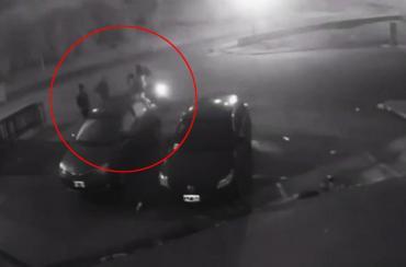 VIDEO IMPACTANTE: así fue el asesinato del DJ a manos de motochorros en Mar del Plata