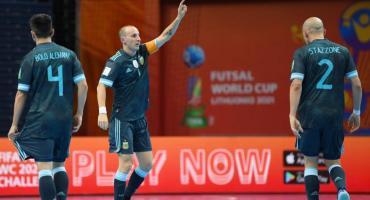 Cuzzolino y la clasificación a semis en Mundial de Futsal: