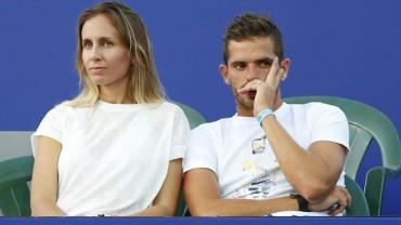 Escandalosa separación: ¿Fernando Gago engañó a Gisela Dulko con su mejor amiga?