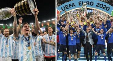 Oficial: habrá duelo de campeones de Copa América y la Eurocopa y Argentina enfrentará a Italia