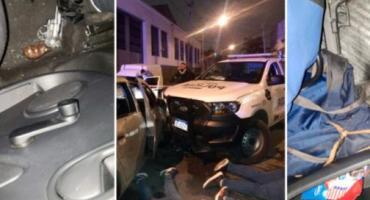 Lomas del Mirador: Robo, persecución y más de 50 disparos entre la policía y delincuentes