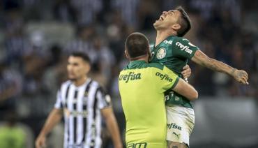 Palmeiras finalista de la Copa Libertadores: eliminó al Mineiro de Nacho Fernández y va por el bicampeonato