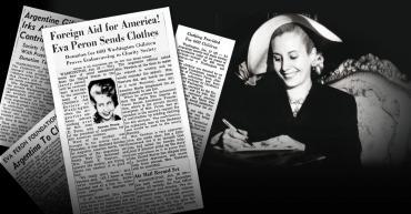 La inesperada ayuda de Eva Perón a los pobres