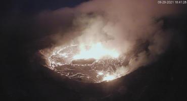 Otra erupción en el planeta: emiten un alerta rojo en Hawái al entrar en actividad el volcán Kilauea