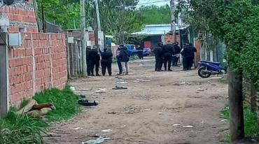 Rosario violento: acribillaron de 32 disparos a un joven en silla de ruedas