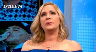 Mavys Álvarez, la novia cubana de Maradona: