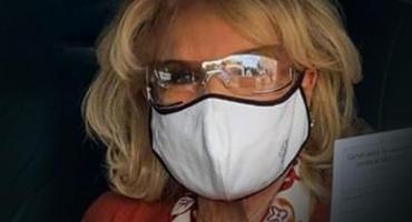 Juana Viale contó qué fue lo primero que le dijo Mirtha Legrand luego de su operación